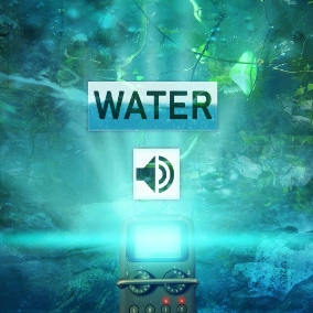 157 Water Sound Samples