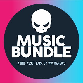 Music Bundle Pro - Big Audio Asset Pack
