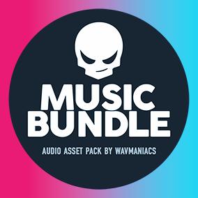 Music Bundle Pro - Big Audio Asset Pack