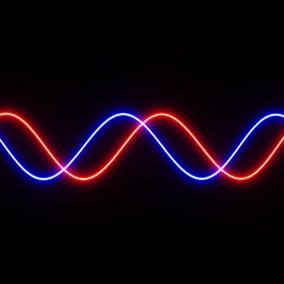 Wave style VFX.