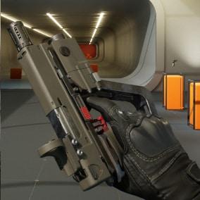 Modular weapon constructor