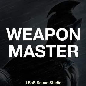 "AAA Quality Sound Effect ""Weapon Master"""