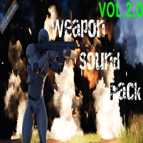 Ideal Pack with 335 sounds of guns and melee, as well as the sounds of explosions. All sounds are processed to introduce them into the game.