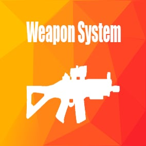 A project-based weapon system. Create unlimited weapons, first and third person