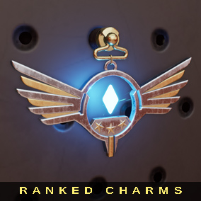 The pack contains 16 customizable Charms to use for your weapons customization.