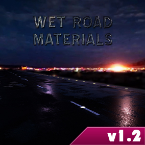 Want to create realistic roads in your game? This product will help you.