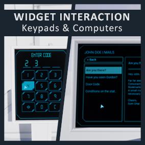 Auto focusing terminals for door locks, emails, and more.