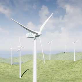 Customizable Wind Turbine