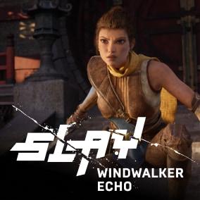 Lumen in the Land of Nanite、古代の谷、Slay で主役として活躍したウィンドウォーカー エコーが Unreal Engine 4 と 5 両方に対応したスタンドアロンのキャラクターとして利用可能になりました。
