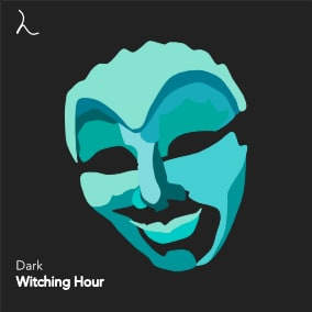 Witching Hour is a mix of dark, ambient, cinematic electronic/acoustic compositions and loops inspired by the unknown, the supernatural, and the human psyche.
