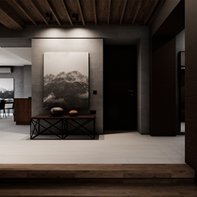 This Assets are suitable for any project. Realistic apartment design