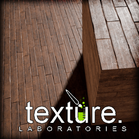 A Pack of 'High Quality 4k PBR' wooden floor materials.