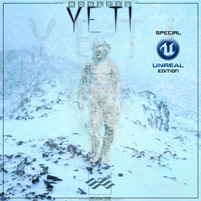 +200 HD monster vocalizations (actions, emotions, reactions) of humanoid creature like Yeti or BigFoot. Recorded by +10 voice actors