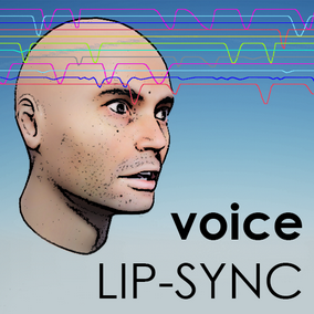 Create lip-sync animation from audio