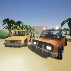 Create your own cars with this asset!