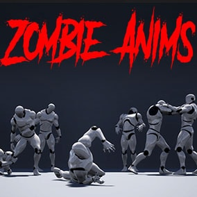 Collection of Zombie Animations