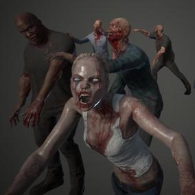 Zombie Pack V1