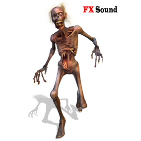 This sound pack was created zombie voices sound concept.