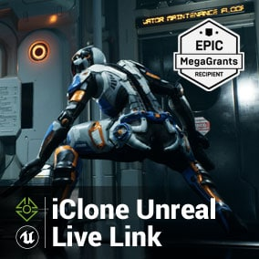 Real-time Digital Humans & Animation System for Unreal Engine
