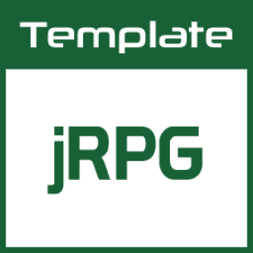 jRPG Template provides pack of the systems needed to create your own jRPG game.