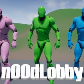 n00dLobby is the menu to map multiplayer framework you've been looking for!