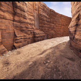 """""""road to gorge"""" package of materials"""