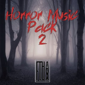 This pack is destined to create a thrilling, scary atmosphere for horror games.